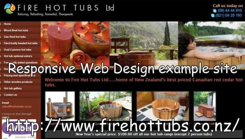 Responsive Website: http://firehottubs.co.nz